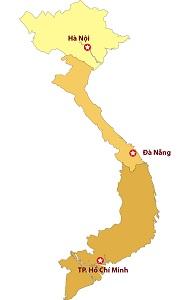 Tìm địa chỉ văn phòng Danko